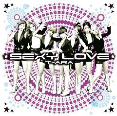 T-ARA「Sexy Love (Japanese ver.)」のジャケット画像