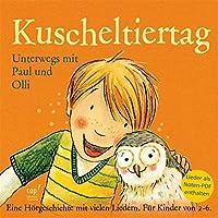 Kuscheltiertag: Unterwegs mit Paul und Olli