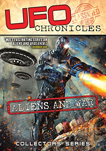 UFO Chronicles: Aliens & War [DVD] [Import]
