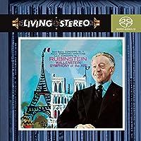 Symphonic Variations / Piano Concerto No 1 (Hybr)