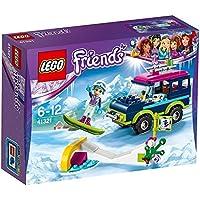 レゴ(LEGO)フレンズ スキーリゾート スノーボードトリップ