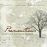 Premonitions: American Chamber Works by Boston String Quartet (2009-09-29)