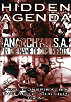 Hidden Agenda 4: Anarchy Usa - In the Name of [DVD] [Import]