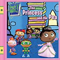 The Princess and the Pea (Super WHY!)