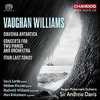 Williams: Sinfonia Antartica