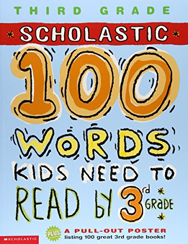 100 Words Kids Need to Read by 3rd Grade (100 Words Workbook)の詳細を見る