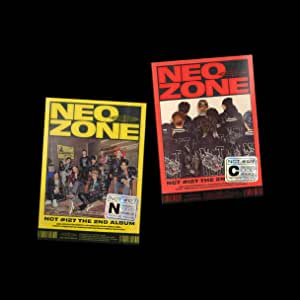 NCT#127 Neo Zone N&C Ver.(輸入盤)