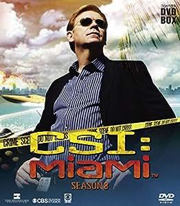 CSI:マイアミ コンパクト DVD‐BOX シーズン8