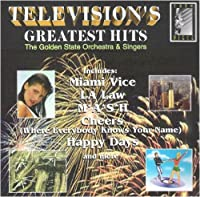 Television Greatest Hits by The Golden State Orchestra & Singers