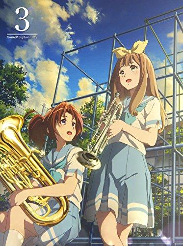 響け!ユーフォニアム2 3巻 [DVD]
