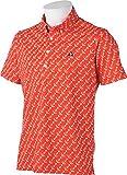 (ルコックスポルティフ/ゴルフコレクション)Le Coq Sportif/Golf Collection ゴルフ 半袖ニットシャツ QG2963 [メンズ]