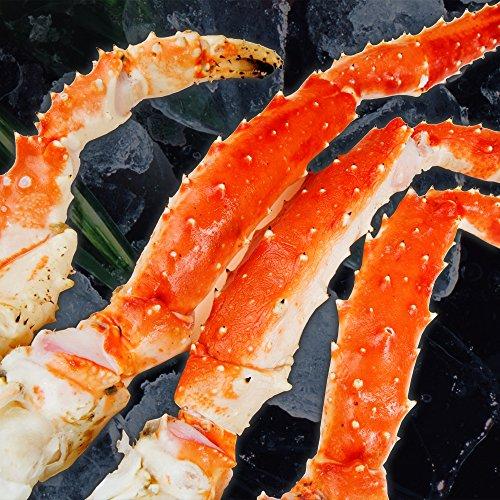 【旨み2倍】 特大 タラバガニ 足 美味しさ濃縮 厳選品 たらば蟹 約2kg