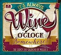Legacy Publishing Group 2017 Wall Calendar Wine [並行輸入品]