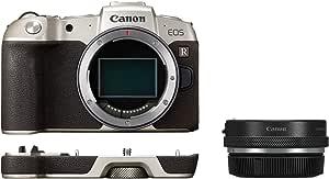 Canon ミラーレス一眼 カメラ EOS RP ゴールド マウントアダプターSPキット