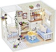 DIY Doll House, Handmade Kit Set, Kitten Tales, For Beginners