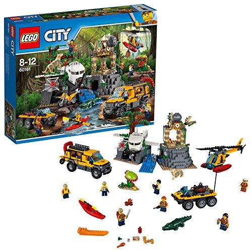 レゴ(LEGO)シティ ジャングル探検隊 60161...