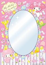 65ピース 鏡ジグソーパズル マイメロディ リトルフレンズ(18.2x25.7cm)