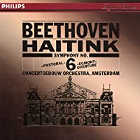 "Symphony 6 "" Pastorale "" / Egmont Overture"