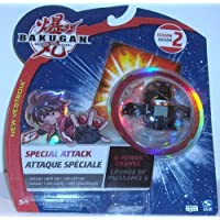 BAKUGAN SPECIAL ATTACK DARKUS {ELFIN} G-POWER CHANGE{700G-620G-200G} NEW IN FACTORY SEALED PACKAGE RARE HARD TO FIND