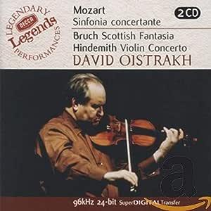 Sinfonia Concertate/Bruch: Scottish Fantasia