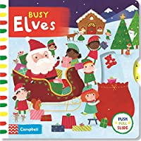 Busy Elves (Busy Books)
