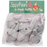 Zippy Paws ZP249 Miniz - Bunnies, Squeak Toys
