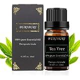 BURIBURI Plant Therapy Tea Tree Oil 100% Pure, Natural, Therapeutic Grade - 10ML - (Melaleuca alternifolia Essential Oil)