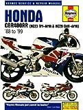 Honda CBR400RR (NC29) GullArm 1990-99 Service and Repair Manual (Haynes Service and Repair Manuals)