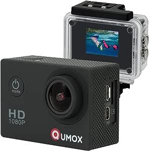 QUMOX @ SJ4000 Black Action Sport Cam Camera Waterproof Full HD 1080p 720p Video Photo bike helmetcam water sport