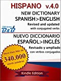 New Dictionary HISPANO Spanish-English v.4.0 (version 2015) (English Edition)