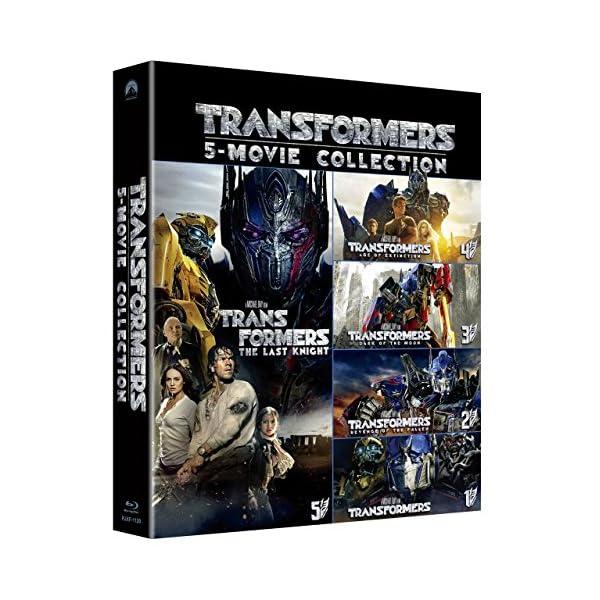 トランスフォーマー ブルーレイシリーズパック ...の紹介画像2