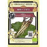 【有機種子】 滝野川ゴボウ  グリーンフィールドプロジェクトのタネ