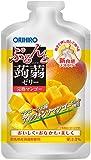 オリヒロ ぷるんと蒟蒻ゼリー パウチショット 完熟マンゴー 100g×12個