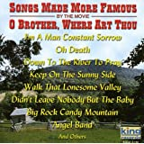 Songs Made Famous By the Movie-O Brother Where