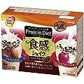 スマートボディ プロテインダイエット食感シェイク 208g(8食分:チョコレート味25g×4袋、りんごヨーグルト味27g×4袋)