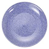 【Arabia】アラビア【フィンランド北欧食器】24h Avec(008283) フラットプレート(皿) Plate flat 26cm Blue ブルー
