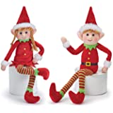 burton+BURTON Plush Christmas Elf (Boy & Girl)