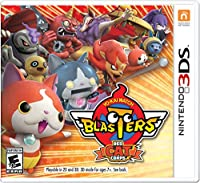 Yo-Kai Watch Blasters: Red Cat Corps for Nintendo 3DS (北米版)