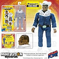 Mike Tyson Mysteries Mike Tysonカウボーイ8インチアクションフィギュア – Entertainment Earth Exclusive by Bif Bang Pow 。