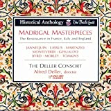 MADRIGAL MUSICPIECES