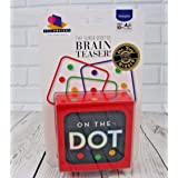 Games - Ceaco Brainwright - On the Dot Kids New Toys 8002d