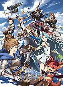 GRANBLUE FANTASY The Animation 4(完全生産限定版) [Blu-ray]