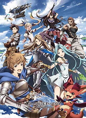 GRANBLUE FANTASY The Animation 6(完全生産限定版)[DVD]
