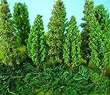 【Good in three directions】もふもふ 大 森林 リアルな草 ジオラマ用 モス 緑 たっぷり60g 緑