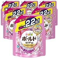 【ケース販売】 ボールド 洗濯洗剤 液体 アロマティックフローラル&サボンの香り 詰め替え 1580g×6個