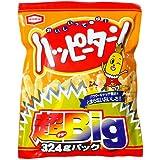 アジカル ハッピーターン 超ビッグバッグ 324g [食品&飲料]
