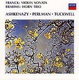 フランク:ヴァイオリンソナタ、ブラームス:ホルン三重奏曲