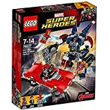 LEGO Marvel Super Heroes Iron Man: Detroit Steel Strikes 76077 Playset Toy