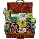Art of Appreciation Gift Baskets That's Amore Romantic Italian Dinner For Two Picnic Hamper by Art of Appreciation Gift Baskets
