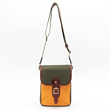 Silver Lake Club Mini Shoulder Bag 388-06157: Khaki